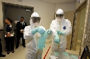 France complete detection equipment Ebola virus in 15 minutes